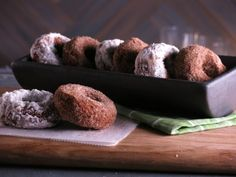 Apple Cider Doughnuts from CookingChannelTV.com
