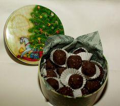 Geschenk 1. Advent * Apfel-Marzipan-Konfekt * Emma von nachgekocht an Sandra von Topfschlacht
