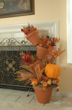 So cool for fall decorating