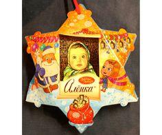 Klassiskt ryskt jul godis