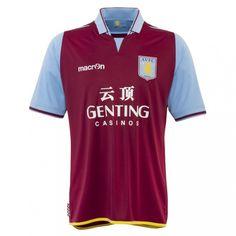 Aston Villa FC home kit