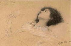Gustav Klimt Representational | Il fait vraiment très beau et nous jouissons d'une vingtaine de ..