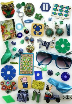 favorite things #1 by Betty Jo Designs, via Flickr