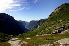 Gros Morne National Park, Newfoundland & Labrador, Canada by marc_guitard, via Flickr
