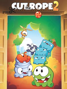 Check Out What's New In Cut The Rope 2 With This Brand New Gameplay Trailer -- AppAdvice