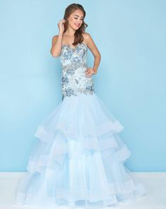 Check out the best blue dresses for Prom Ball Gown Dresses, Prom Dresses Blue, Mermaid Prom Dresses, Evening Dresses, Wedding Dresses, Club Dresses, Designer Evening Gowns, Unconventional Wedding Dress, Plus Size Prom