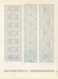 Pattern in Islamic Art Islamic Art Pattern, Arabic Pattern, Pattern Art, Pattern Design, Celtic Patterns, Celtic Designs, Geometric Drawing, Geometric Shapes, Islamic Calligraphy