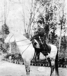 Iran, Mohammad Ali Shah Ghajar محمدعلیشاه قاجار