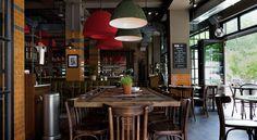 Heimat Küche+Bar im 25hours Hotel Hamburg Hafencity | Heimat Küche+ ...