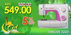 Singer 3223 #eid #mubarak #offers #deals #discounts #sale #promo #stitch #fashion #sewing #machine #singer