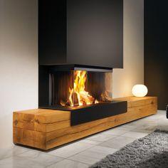 Caminus Provence - Vendeur et installateur de cheminées contemporaines - AIX EN PROVENCE