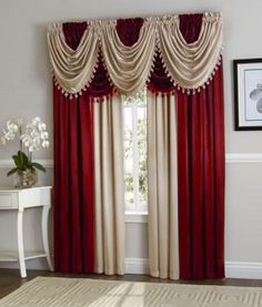 40 Amazing & Stunning Curtain Design Ideas 2017 | Curtain designs ...