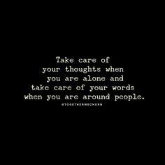 Wisdom via @togetherwechurn by thinkgrowprosper