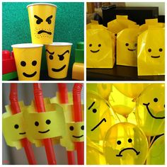 LEGO DIY mannetje