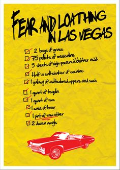 Fear and Loathing in Las Vegas by Pang Zhenrong