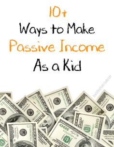 When your kid asks to do a Lemonade Stand, show them this website. It will blow their mind all of the ways that kids can make money the smart way. You will be their hero. http://www.howtomakemoneyasakid.com/best-ways-to-make-passive-income-as-a-kid/