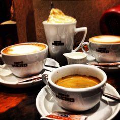 Café Nero en Canterbury