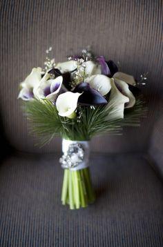 "Fabulous ""winter"" bouquet!"