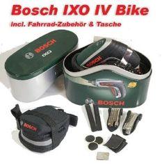 Bosch IXO IV + Bike Set