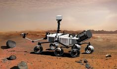 Mars Rover Curiosity Artist Rendition NASA  I want to one day work for NASA and work on a Mars Rover