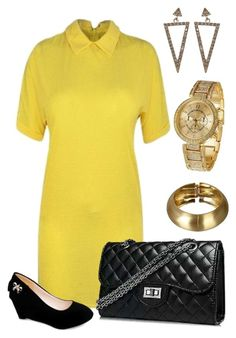 Designer Clothes, Shoes & Bags for Women Polyvore Fashion, Fashion Outfits, Shoe Bag, Clothing, Stuff To Buy, Shopping, Collection, Dresses, Design