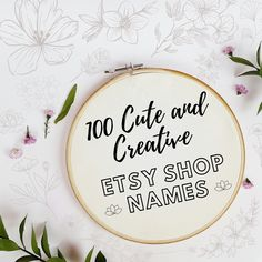 Store Names Ideas, Shop Name Ideas, Creative Names, Creative Crafts, Online Craft Store, Craft Stores, Bakery Names, Paper Quilling Patterns, Etsy Shop Names