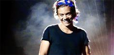 Harry Styles smile :)