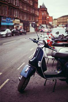 moto antiquísima
