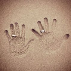 Gotta do this at the beach 10/12 for our 31st anniv!!