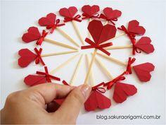 decoracao-de-casamento-com-origami-palito-com-coracoes-6