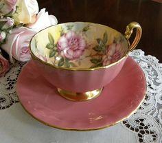 Pink Rose Aynsley