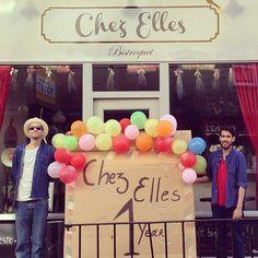 Chez Elles, French bistro Brick Lane