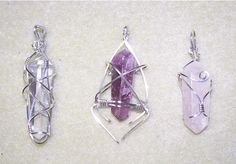 Wire Wrapping                                                                                                                                                      More