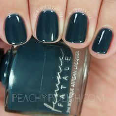 Femme Fatale Cosmetics Rapallo | 5th Anniversary Collection | Peachy Polish