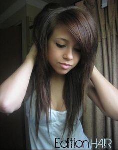 Les coiffures d'Emo