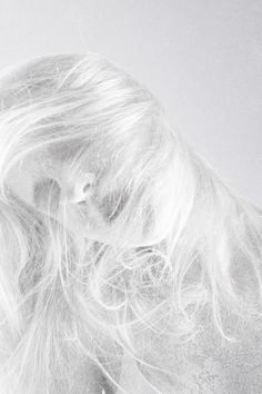 White Powder by Ela Zubrowska, via Behance #fineart