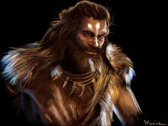 Takkar from Far Cry Primal by Musiriam on DeviantArt