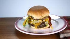 Classic Burger Recipe | The Chew - ABC.com