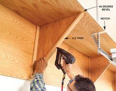 Garage Storage Ideas: Find Unused Space | The Family Handyman