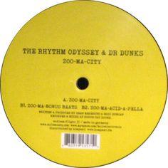 The Rhythm Odyssey & Dr Dunks - Zoo-Ma-City