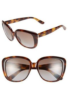 33cd9d9c022 Jimmy Choo  Lallys  54mm Polarized Sunglasses available at  Nordstrom