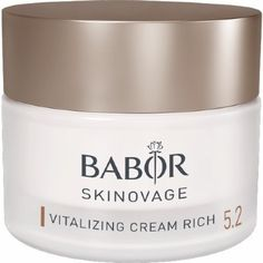 Babor Facial care Skinovage Calming Cream Rich 50 ml Cleansing Gel, Facial Cleansing, Serum For Dry Skin, Facial Cream, Combination Skin, Lotion, Moisturizer, Aqua, Calm