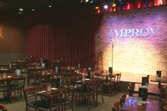 Just For Laughs ComedyPRO pays homage to Budd Friedman and Mark Lonow, celebrating the anniversary of The Improv Comedy Clubs. Play Centre, Center Stage, Improv Comedy Club, Comedy Center, Andy Kaufman, Lenny Bruce, Underground Club, Live Comedy, Richard Pryor