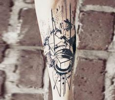Photo Camera tattoo by Koit Tattoo