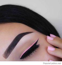 double-eyeline-pink-and-black