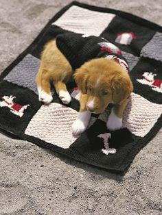 Blanket and Coat Set | Yarn | Free Knitting Patterns | Crochet Patterns | Yarnspirations