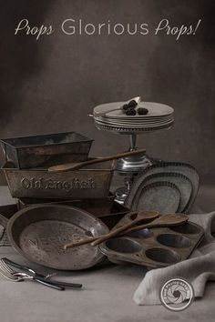 Props for Food Photography | Food Photography Blog