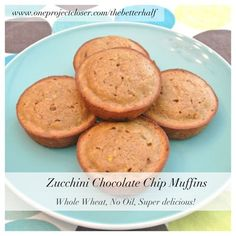 Lowfat Zucchini Bread/Muffins. No Oil, Whole Wheat, and REALLY yummy! #the better half