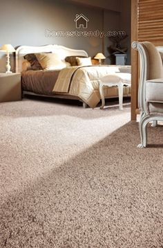 A shade of grey carpet for a bright summer\'s day. Love everything ...