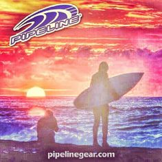 Nothing like a nice sunset in Paradise.  #sunset #aloha #hawaii #oahu #pipeline #saturday #honolulu #pipelinegear #tshirts #boardshorts #banzaipipeline #shirts #northshoreoahu #wakiki #surfshop #shopping #swell — at Pipeline, North Shore Oahu, Hawaii.